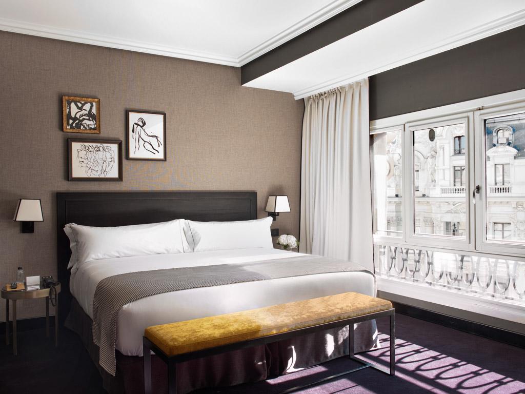 The principal madrid nouvelle adresse luxe et design sur - The principal madrid hotel ...