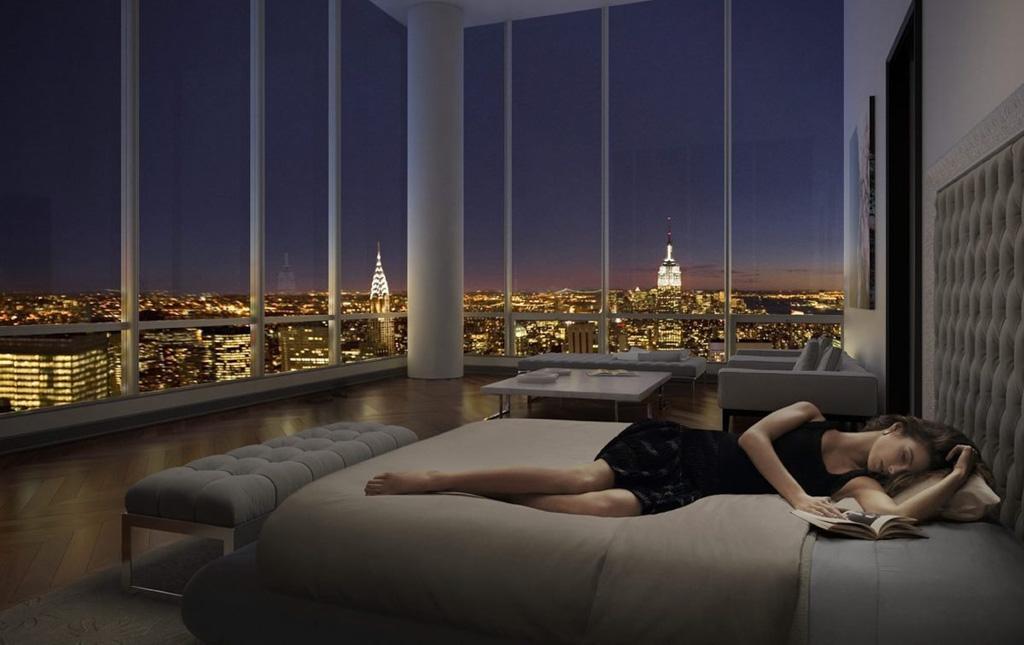 A L Int Rieur Du Penthouse Le Plus Cher De New York Yonder