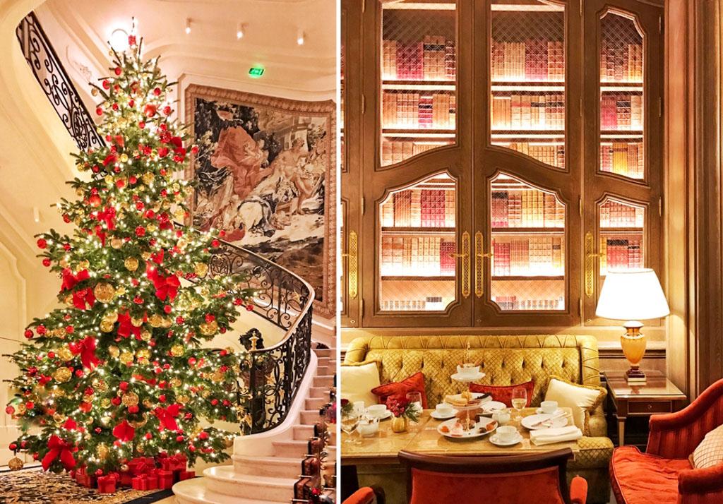 Ritz Paris - Noël 2016 et Salon Proust