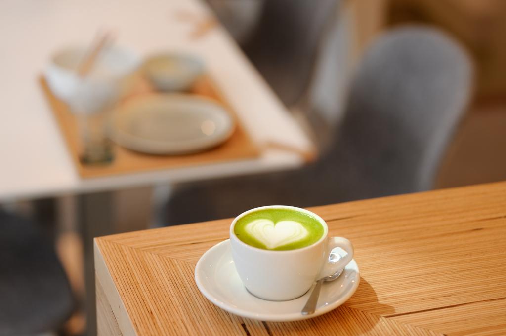 Umami Matcha Café Matcha © Julien Valle