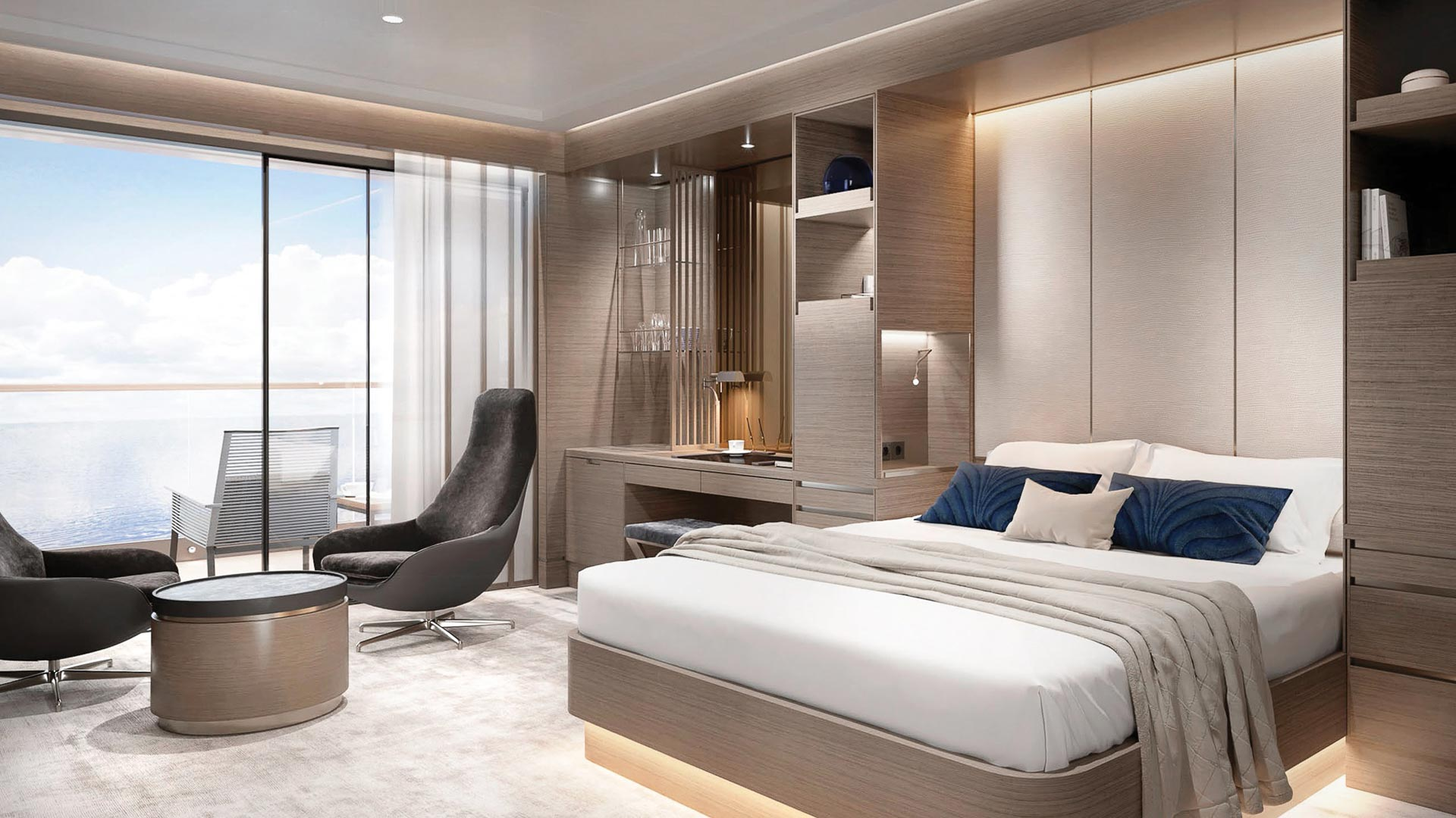 The Ritz-Carlton Yacht Collection -The Terrace Suite