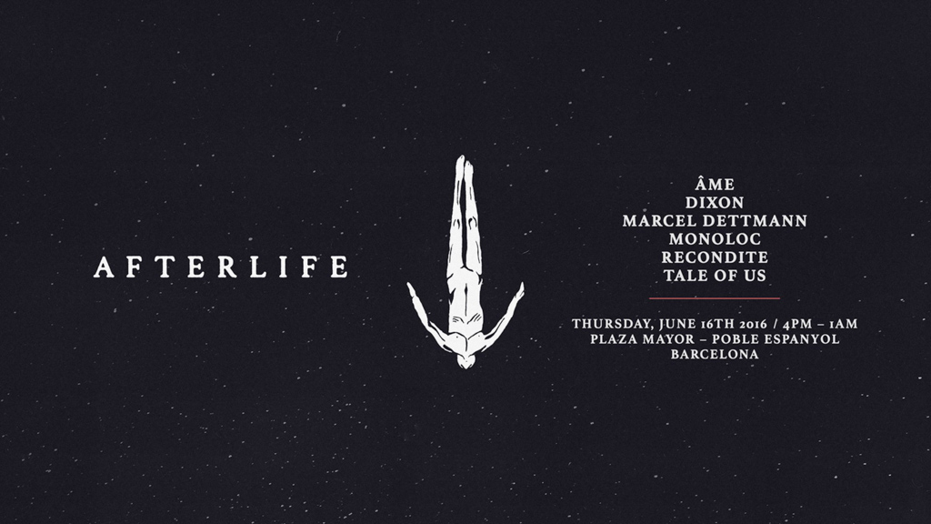 Afterlife Barcelona 2016