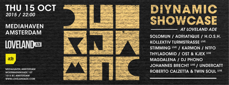 Diynamic Loveland ADE 2015