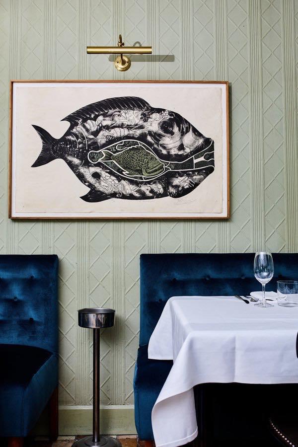 Restaurant Tondo par Simone Tondo