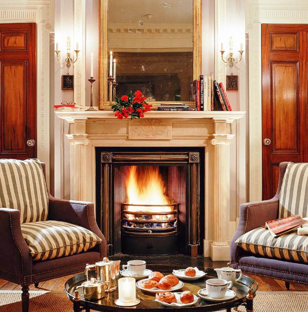 Dokhan's, a Tribute Portfolio Hotel - Paris 16ème - Cheminée