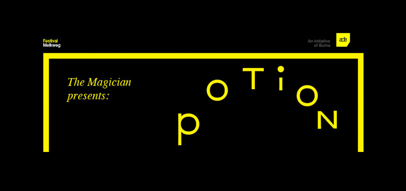 The Magician Potion ADE 2015