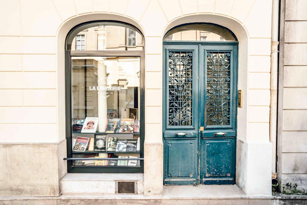 Paris Boutik Suite Librairie Marais - Extérieur