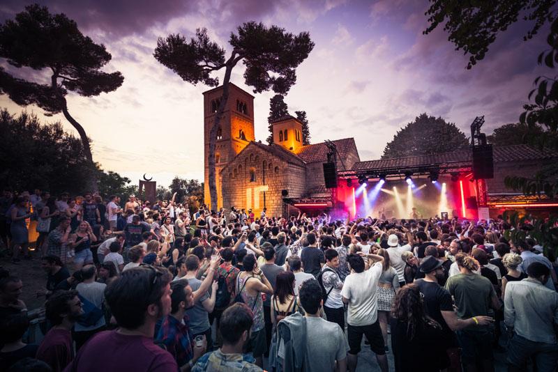 IR BCN 2016 - El Monasterio