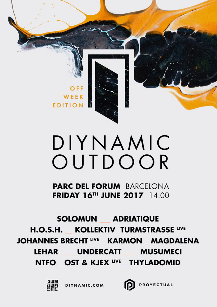 Diynamic Outdoor Sonar Off Week 2017