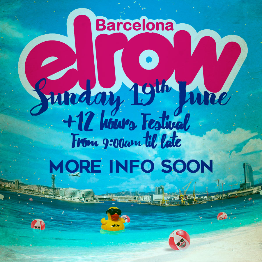 OFF Week Special at elrow