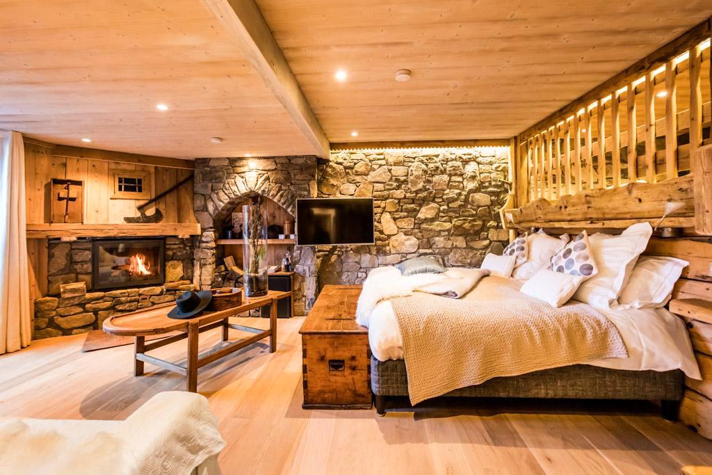 Maison des Bois - Marc Veyrat - Suite