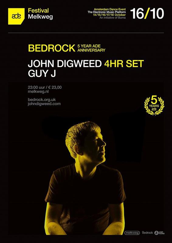 Bedrock John Digweed ADE 2015