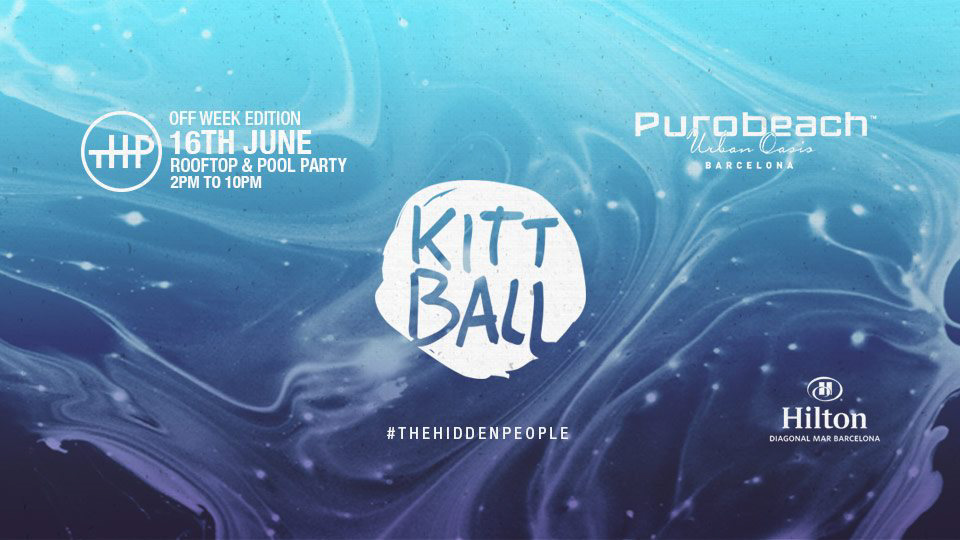 Kittball Records, Rooftop & Pool Party