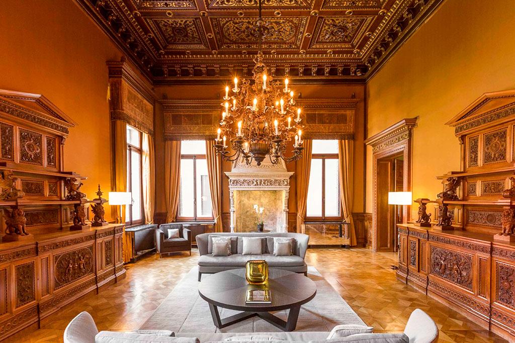 Aman Venice - Lounge