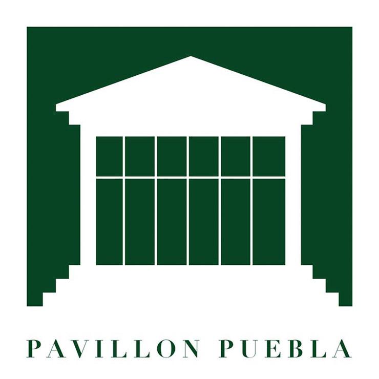 Le logo du Pavillon Puebla refait et à neuf ©pavillon puebla