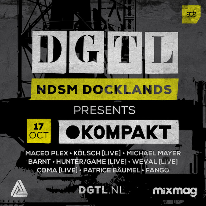 DGTP presents Kompakt ADE 2015