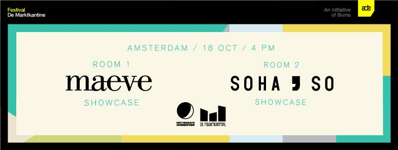Maeve - Sohaso ADE 2015