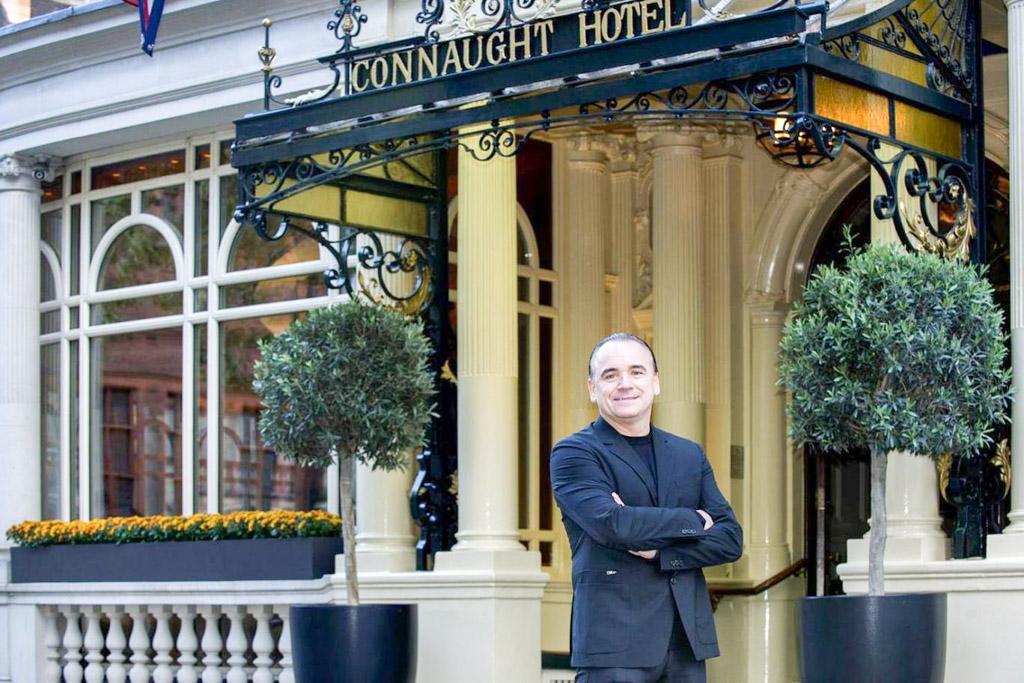 Nouveaux restaurants 2017 - Monde - Jean Georges at the Connaught
