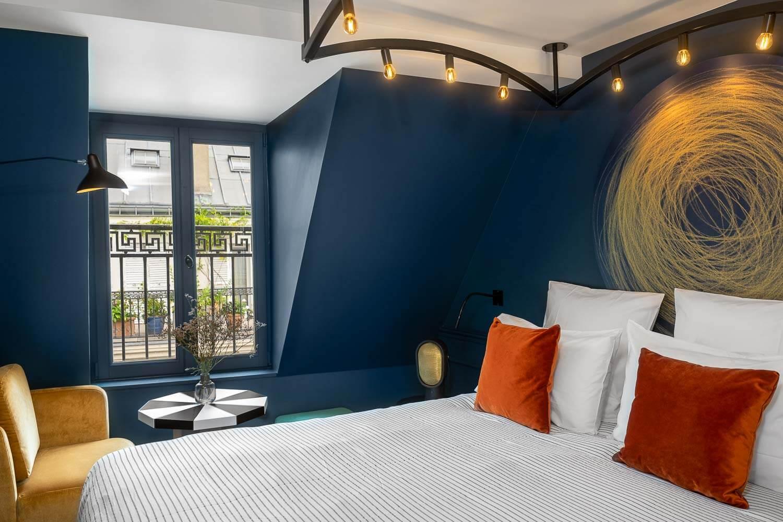 Les chambres de l'hôtel Chouchou © Chouchou