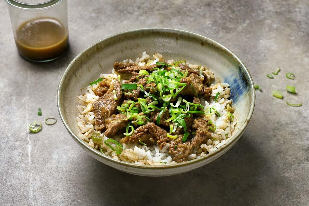 Curry japonais au poulet fermierde Taku Sekine