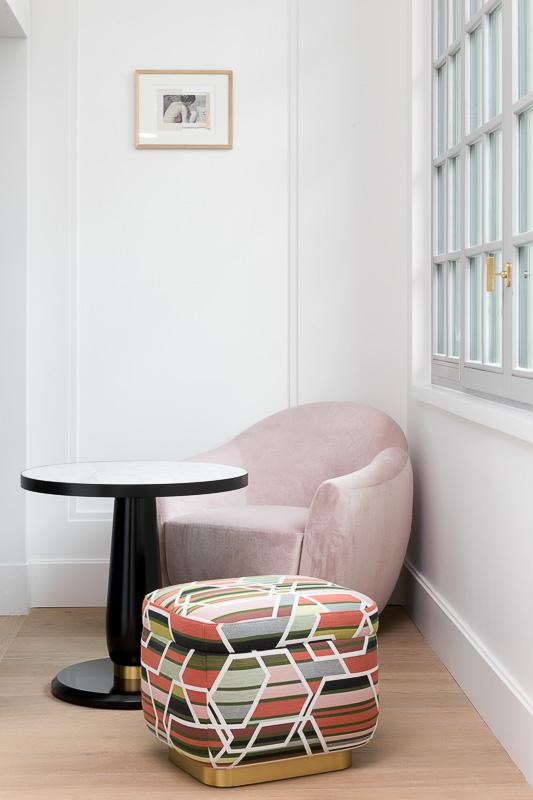 Kimpton St Honoré Paris - Détails de décoration © DR