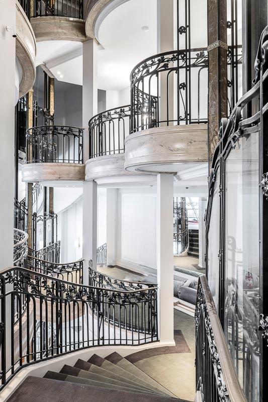 KimptonSt Honoré Paris - Intérieur du bâtiment © DR