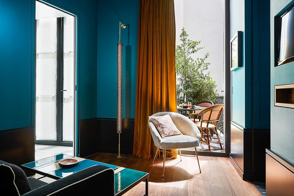 Roch Hôtel & Spa Paris 1er - Suite © DR