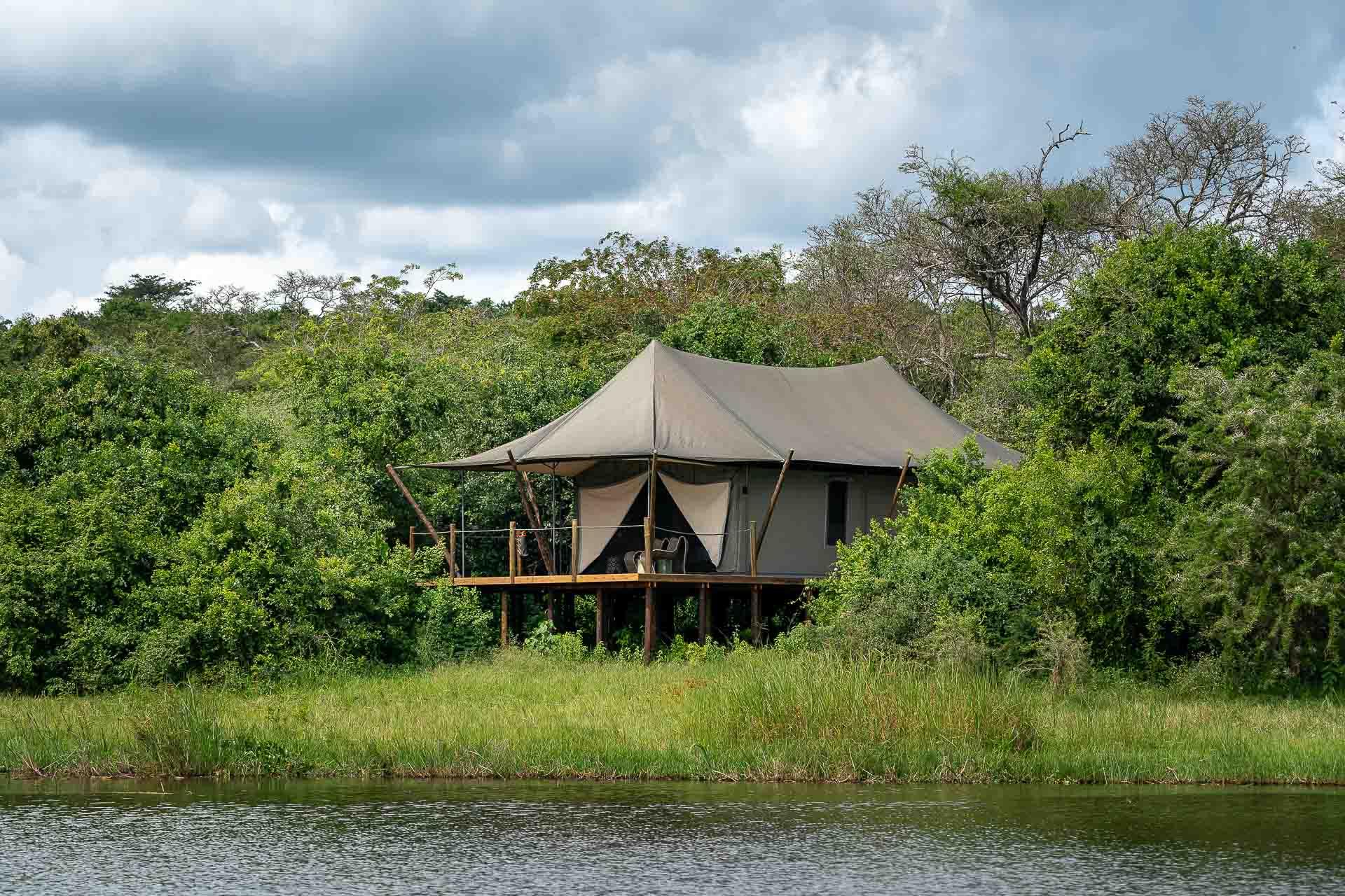 Magashi Camp - Rwanda.