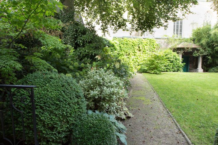 Clarance, Lille - Jardin privé