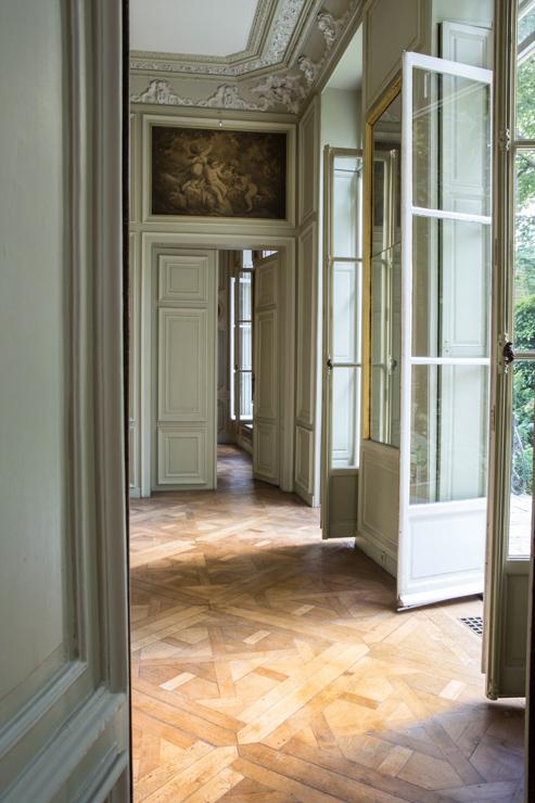 Clarance, Lille - Salle de réception