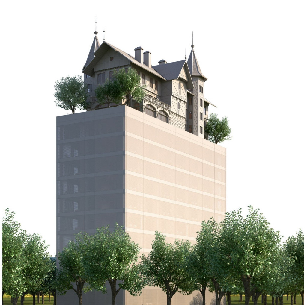 Le futur hôtel imaginé par Philippe Starck à Metz : une architecture inouïe