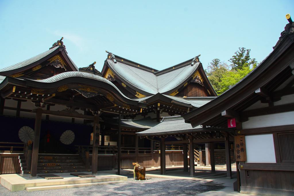 Amanemu - Sanctuaire shinto