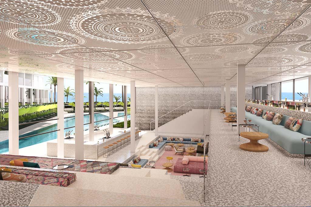 W Ibiza - Lobby