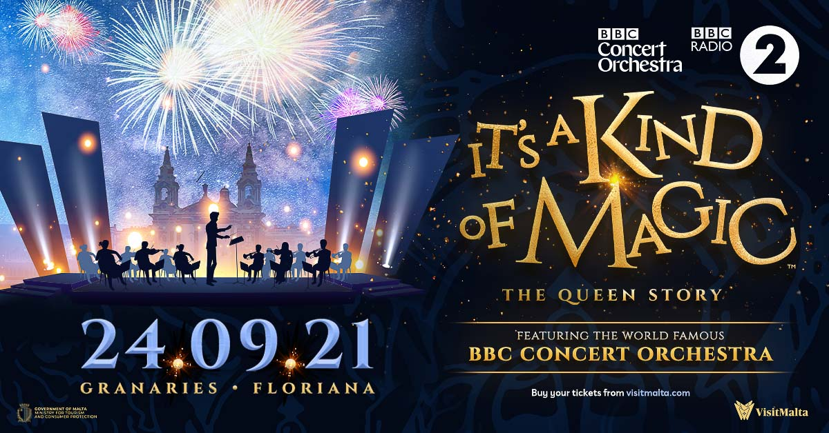 It's a Kind of Magic - The Queen Story - Malta © DR