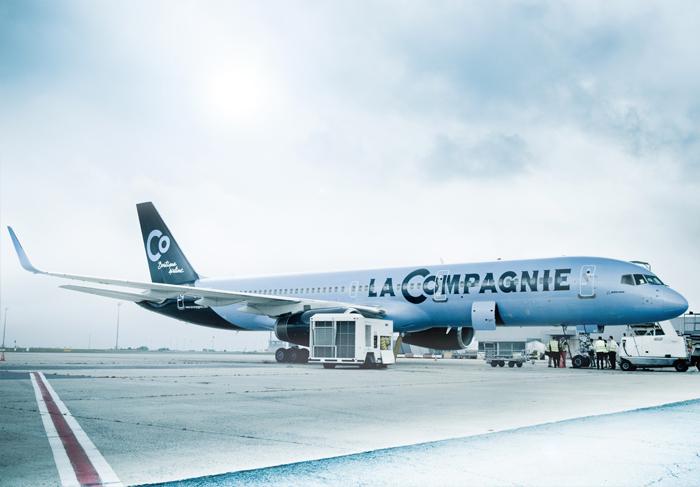 La Compagnie - Boeing 757
