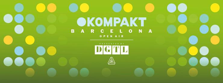 DGTL Kompakt  Barcelona Off Week 2015