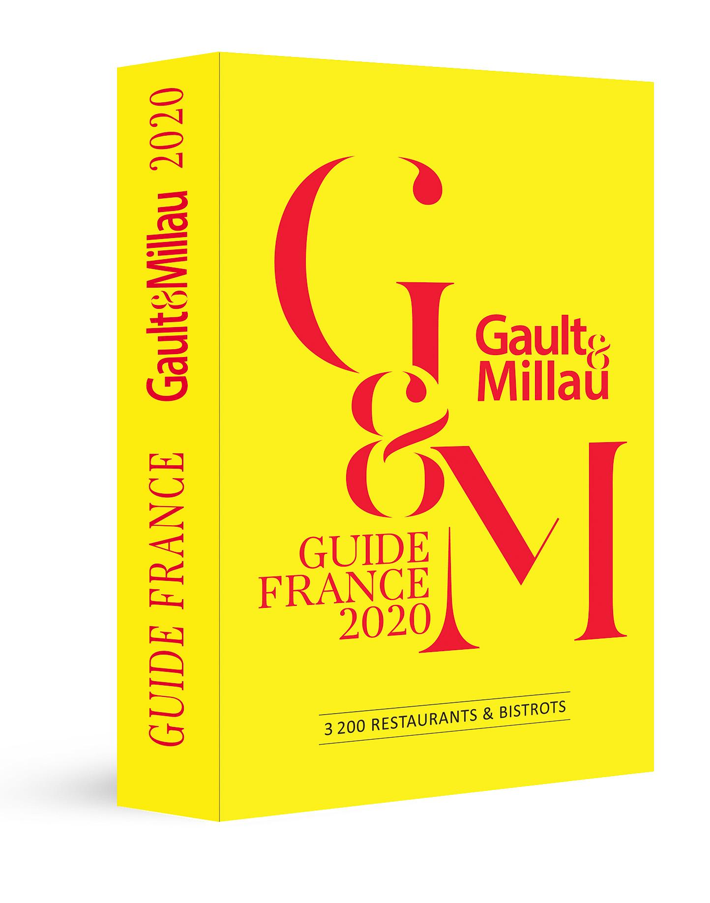 Gault&Millau édition 2019