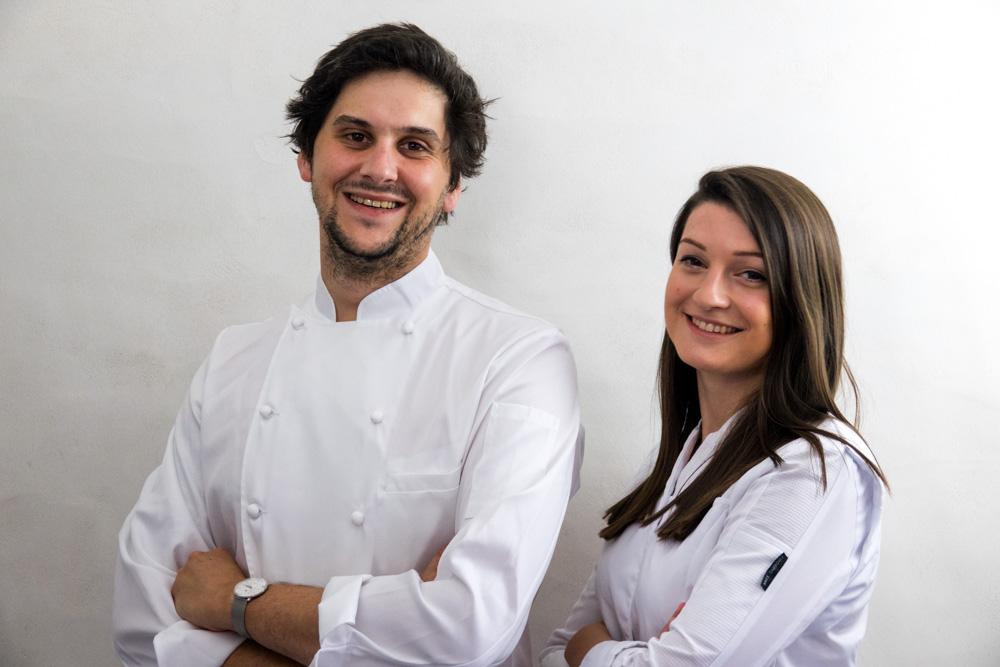 Camille Lacome et Agathe Ricou, nouveaux chefs à La Germaine