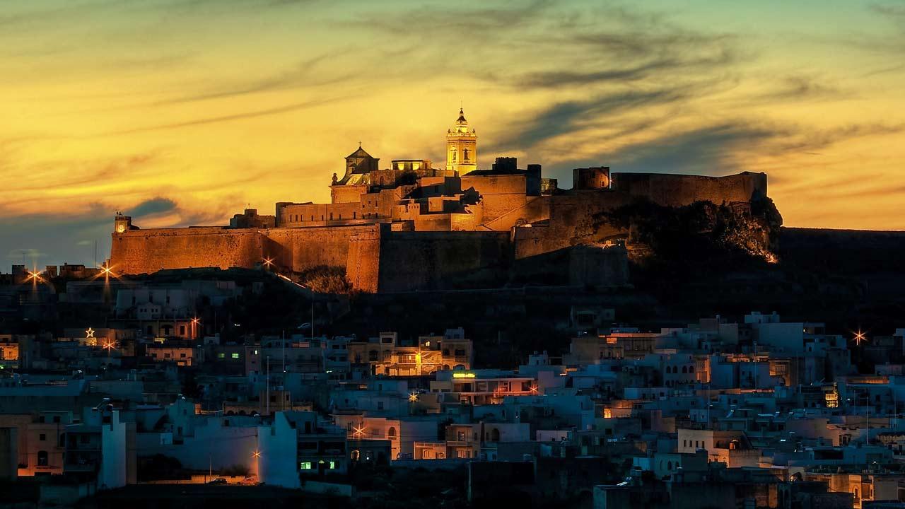 La skyline de La Valette à Malte © Visit Malta