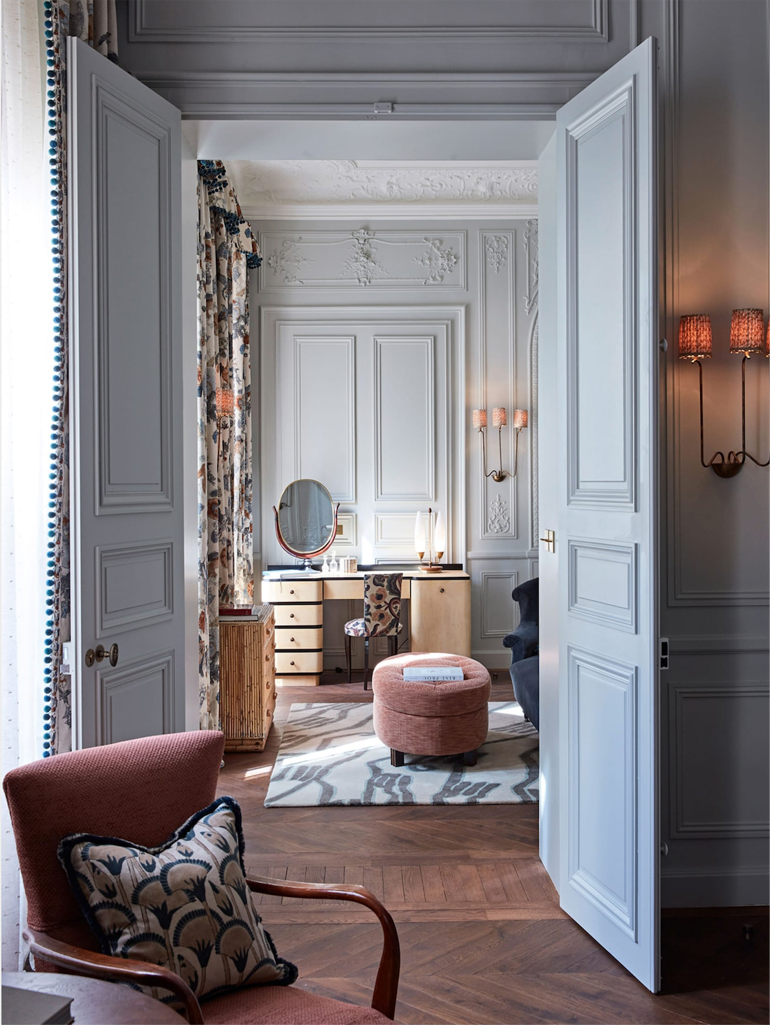 Soho House Paris – Intérieurs © Soho House