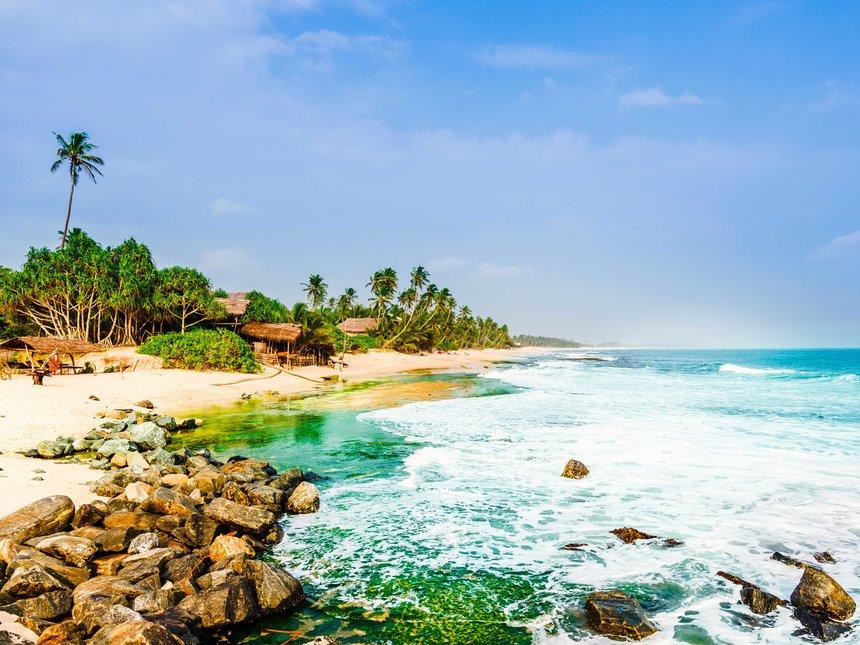 Sri Lanka - Tangalle - Plages © DR