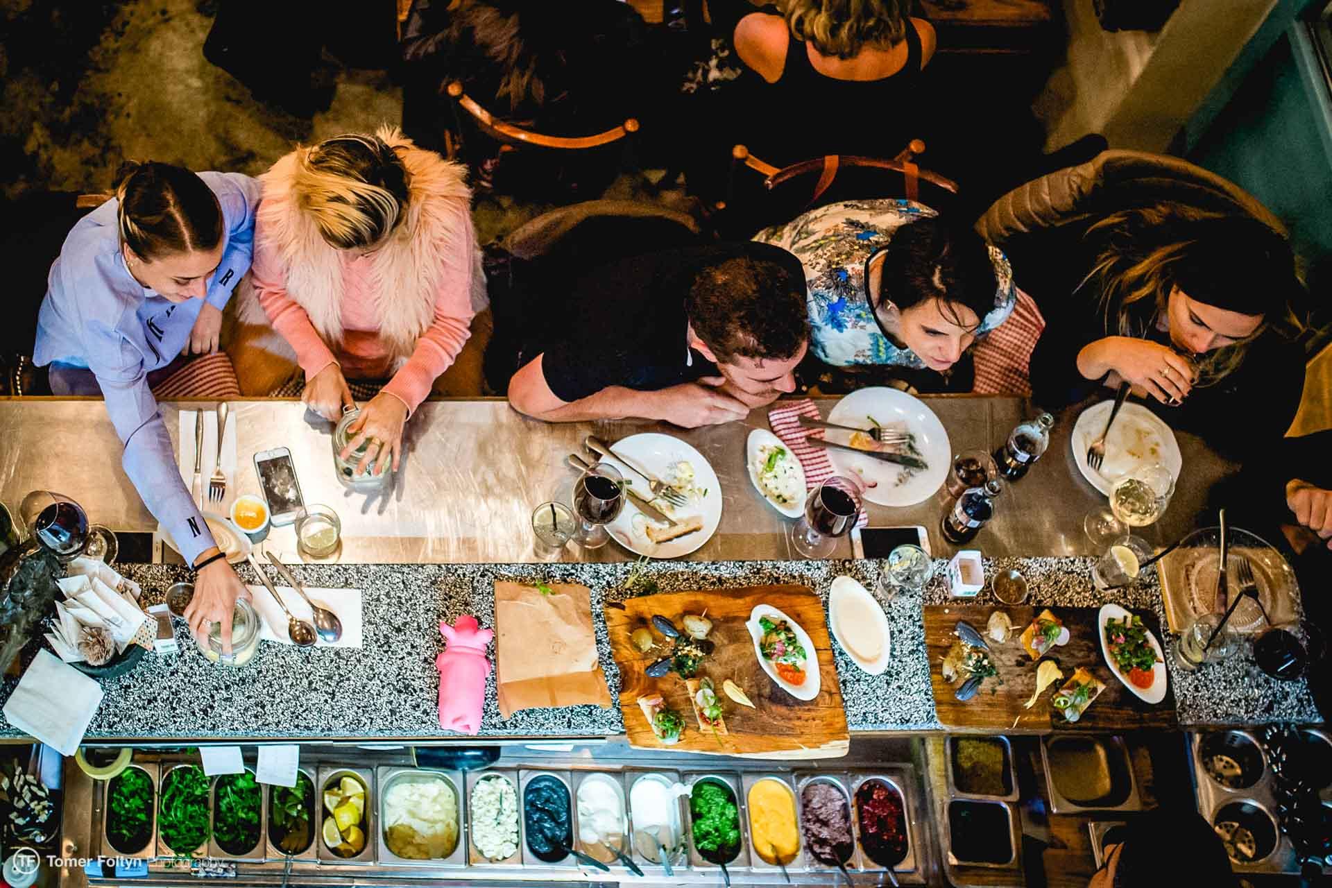Du 14 au 18 novembre dernier se tenait la seconde édition d'Open Restaurants à Jérusalem. Un festival sous forme de fenêtre ouverte sur une cuisine israélienne plurielle.