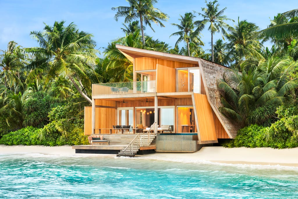 Two Bedroom Family Villa l The St Regis Maldives