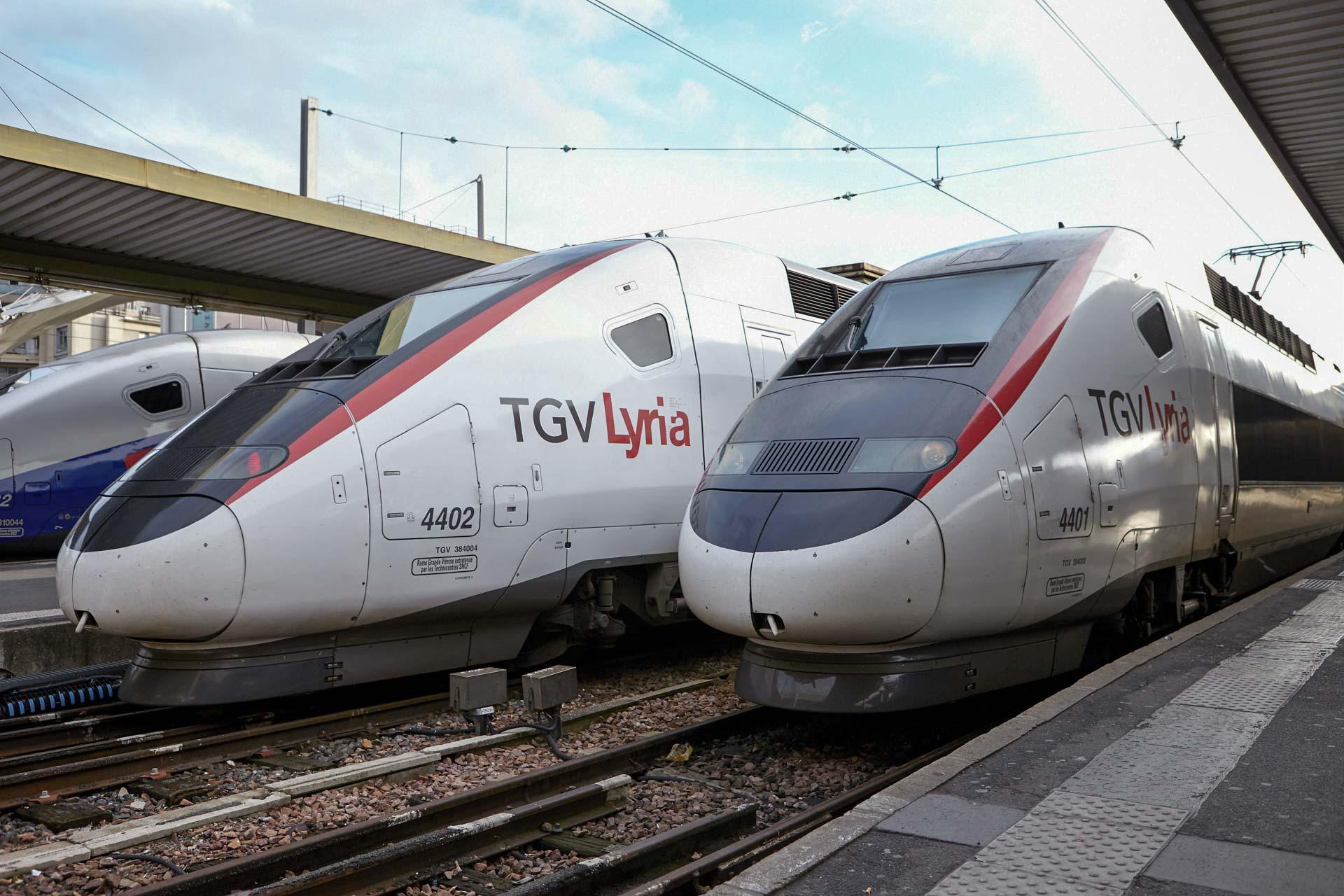 On a testé la nouvelle « Business 1ère » de TGV Lyria