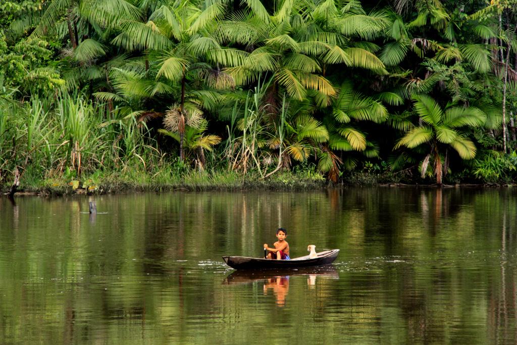 Suite des aventures de Cédric et Julie qui ont décidé de rallier Belém au Brésil depuis les rives du lac Titicaca. 28 jours de forêt sauvage, de fleuves sombres, de longues attentes, d'humidité, et de rencontres incroyables.