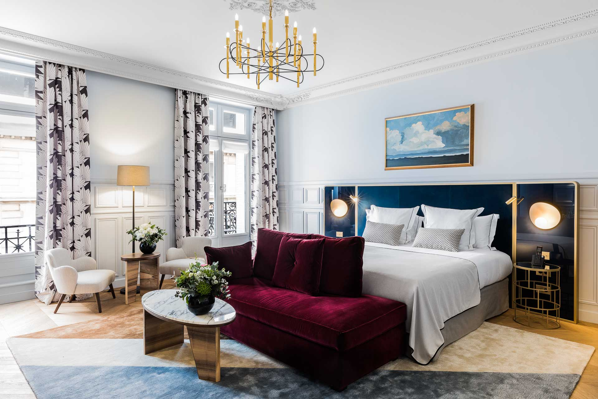 Envie d'un hôtel romantique en France où partir en week-end ? Découvrez notre sélection d'établissement conjuguant confort, luxe, bien-être ou gastronomie pour roucouler à deux. Direction le Luberon, le Val de Loire, la Bourgogne ou Paris.