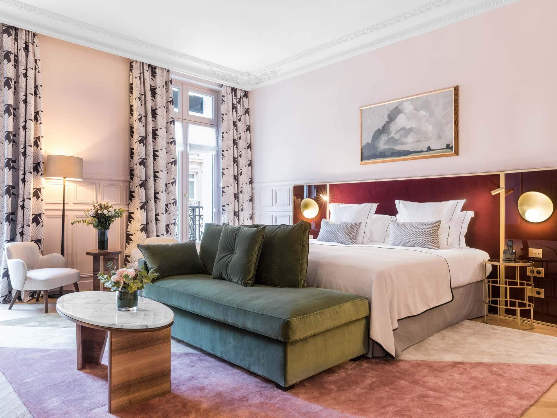Dans quel hôtel secret de Paris s'échapper le temps d'une nuit, ou plus si affinités ? Découvrez notre sélection de 10 pépites hôtelières, des adresses confidentielles où dormir dans la capitale.