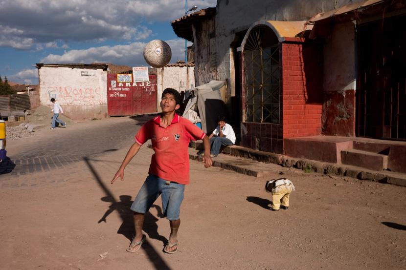 Cuzco, Pérou - Mai 2008