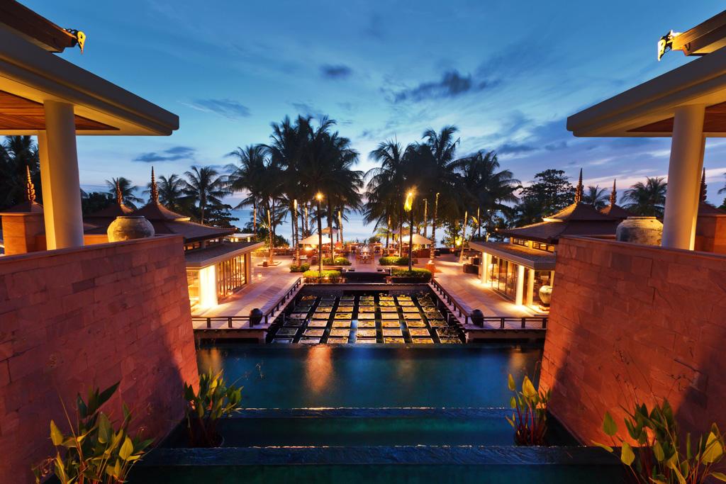 Terrasse Romantique Montreal : Le Trisara, retraite romantique de r u00eave u00e0 Phuket Yonder