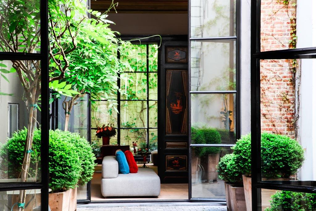 Du très élégant lobby de style contemporain aux belles chambres en passant par un fabuleux spa à privatiser, l'Hôtel Julien peut rivaliser avec les meilleurs hôtels 5-étoiles. Le charme et l'intimité d'un boutique-hôtel confidentiel en plus.